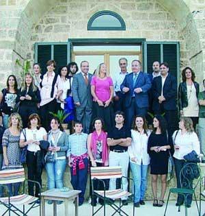 El municipio se hermana con una ciudad italiana con la intención de crear proyectos en común