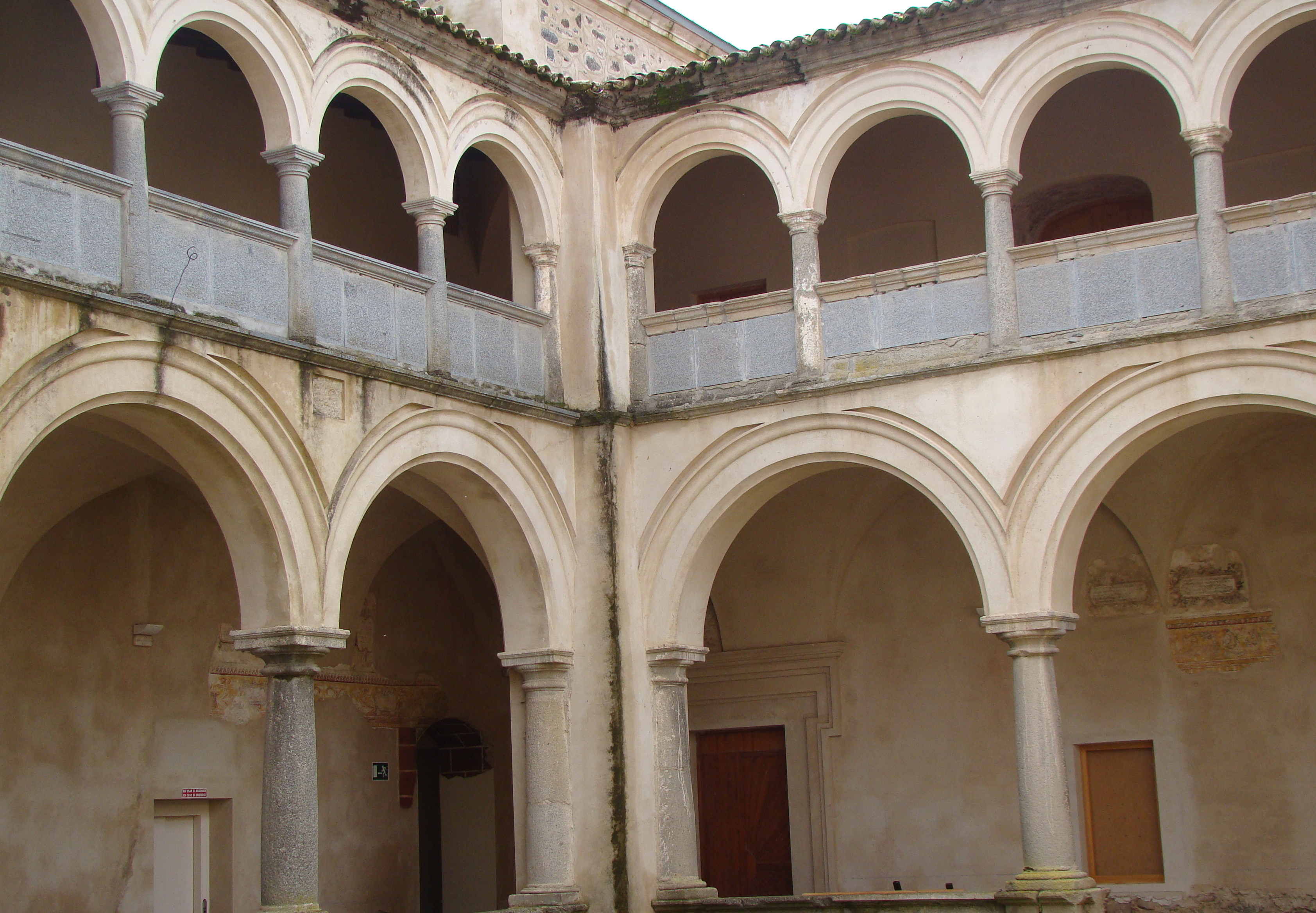 Inauguración Convento de San Francisco