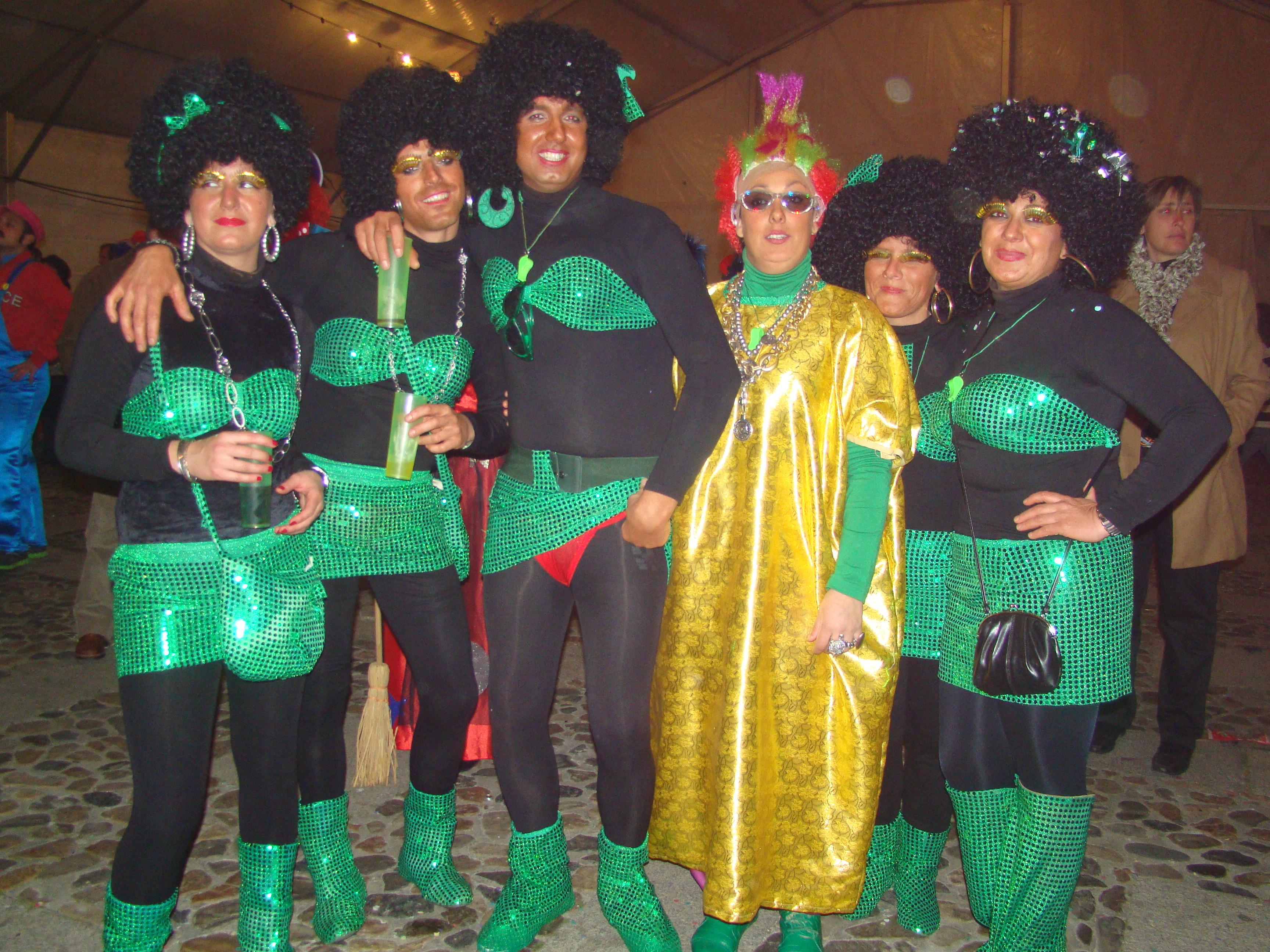 CARNAVAL 2012 EN FREGENAL DE LA SIERRA