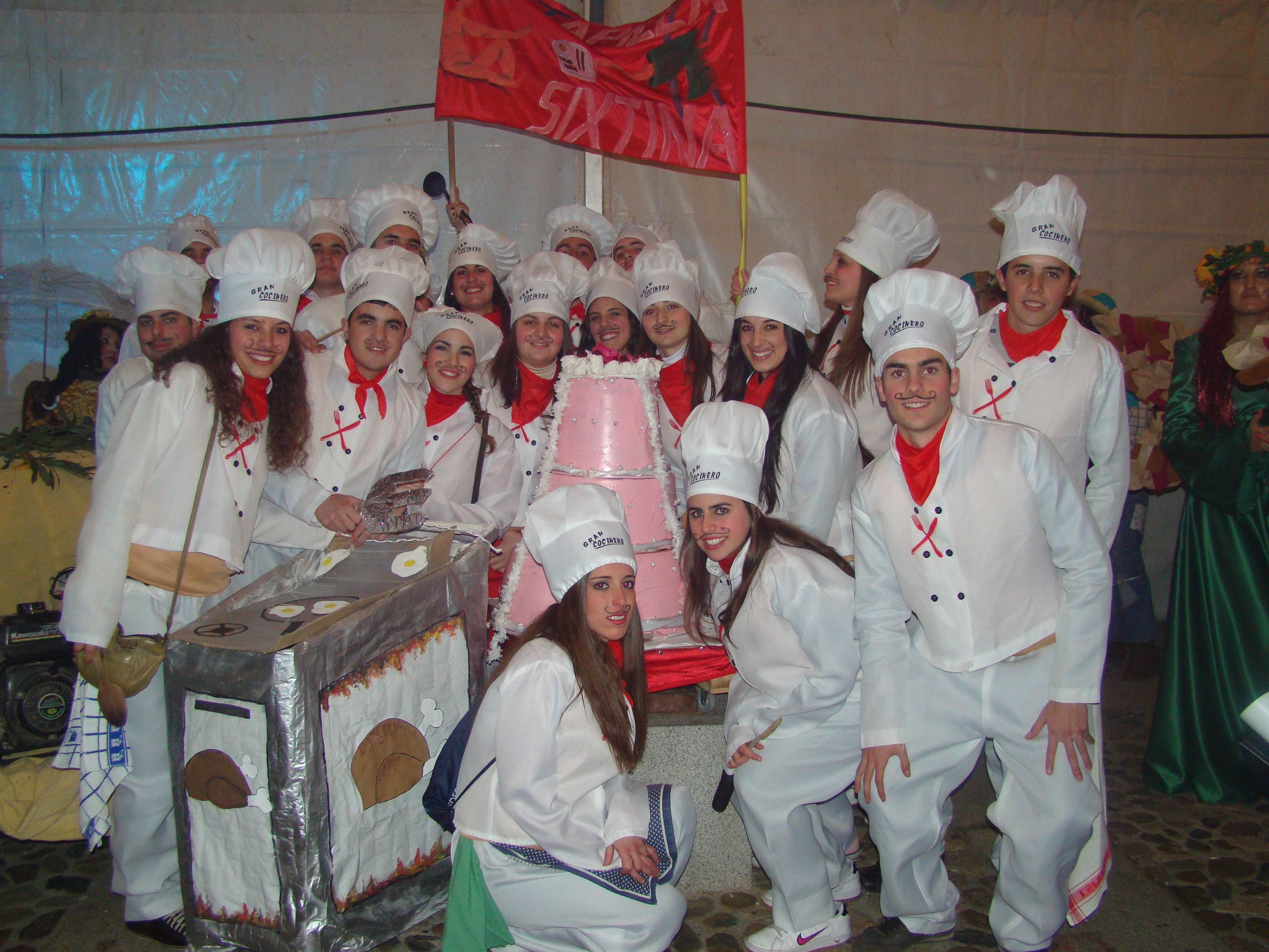 CARNAVAL 2012 FREGENAL DE LA SIERRA