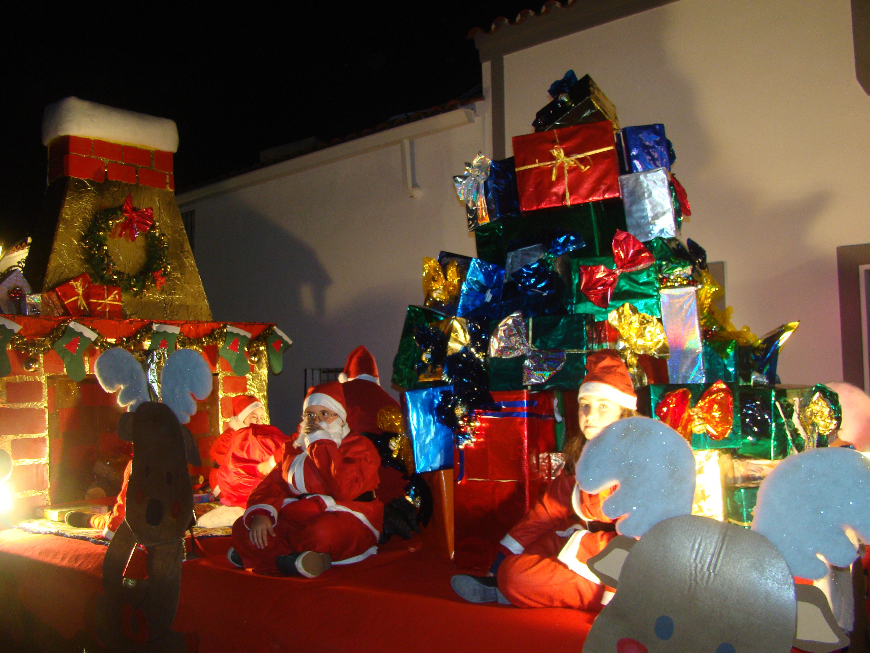 CABALGATA DE REYES 2014 EN HIGUERA LA REAL