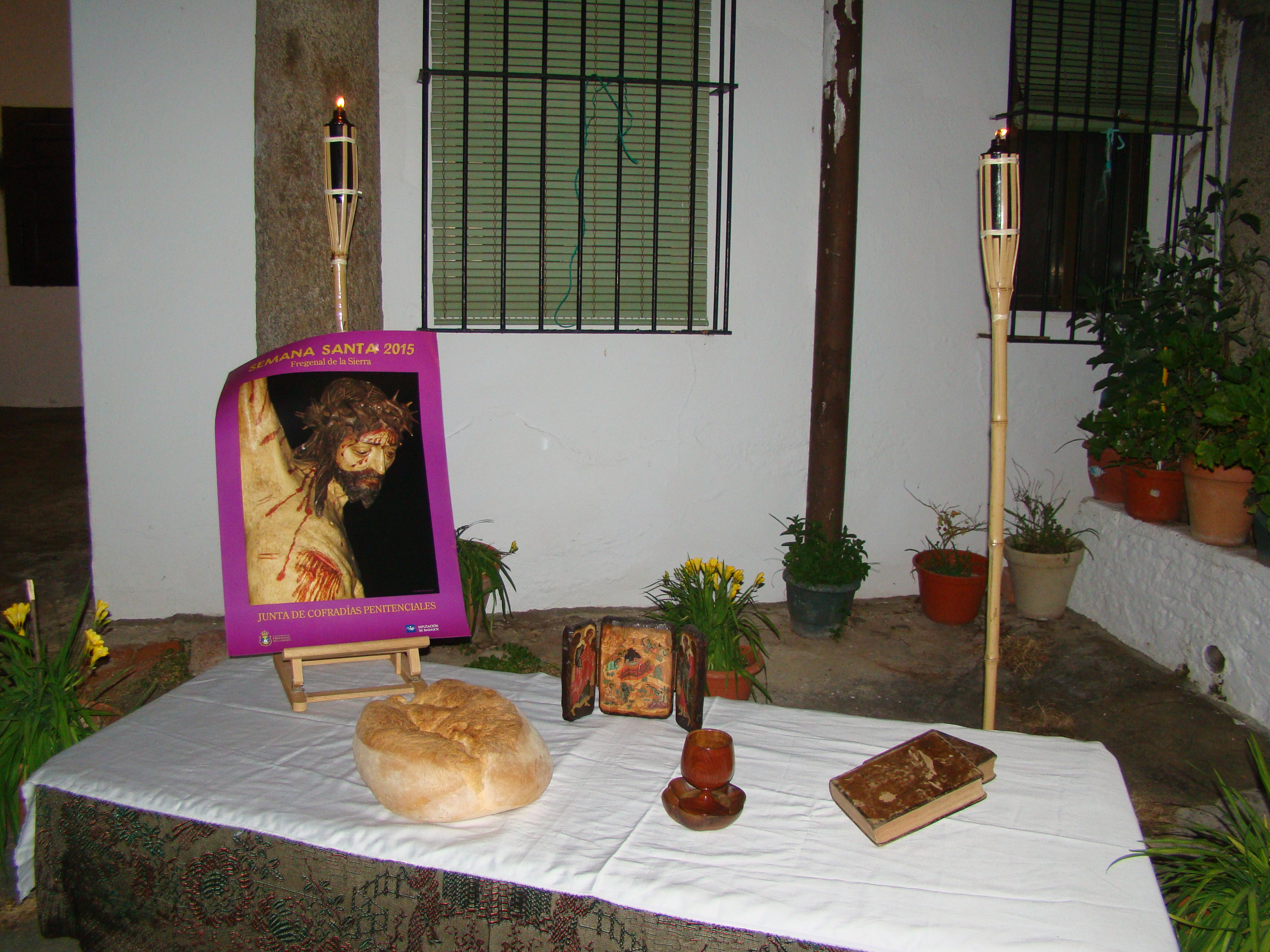 SEMANA SANTA 2015 FREGENAL DE LA SIERRA