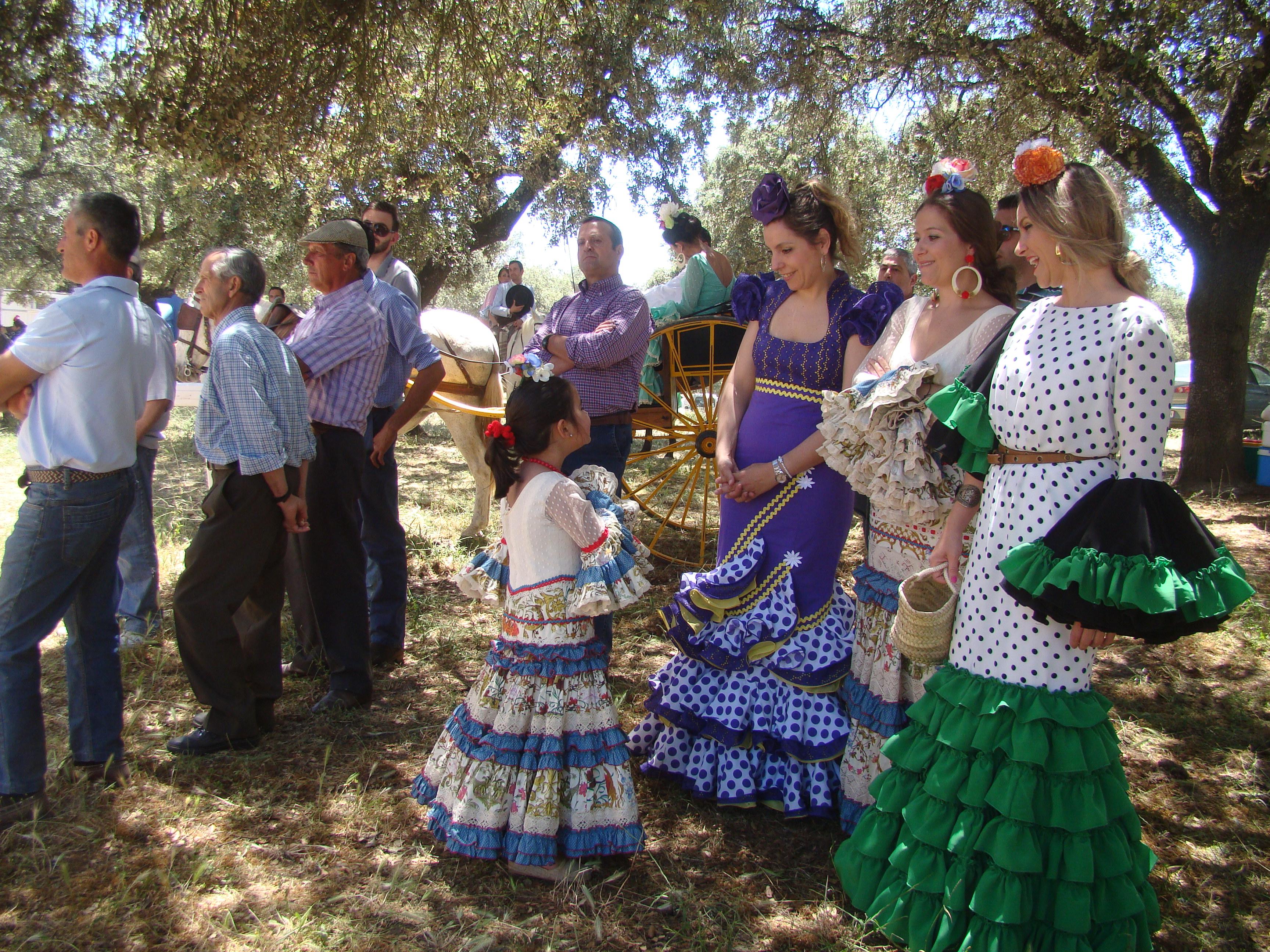 SAN ISIDRO DE HIGUERA LA REAL 2015
